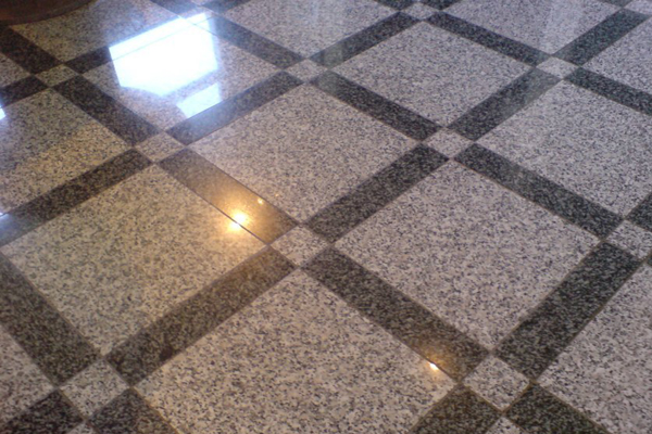 Granite Floor Cleaning