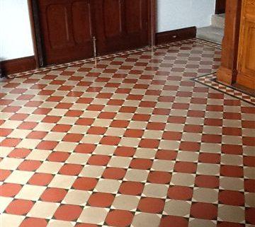 Floor Cleaning Tiles