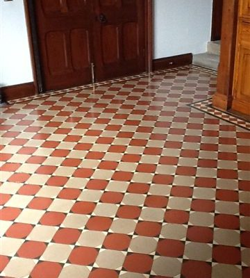 Floor Cleaning Tiles