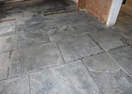 Slate Floor Cleaning, Restoration and Sealing - After