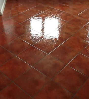 Amtico sealed 6