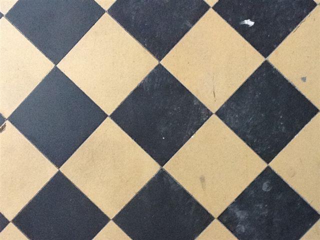 Victorian Minton Tile Floor Cleaning Sealing amp Polishing