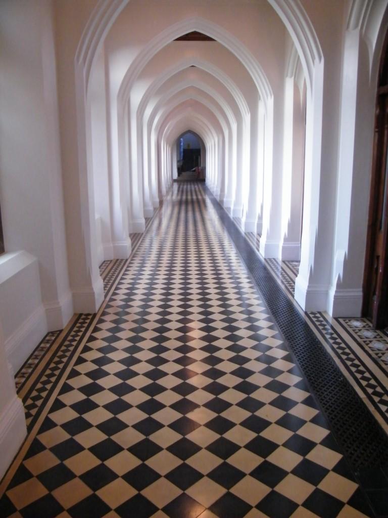 floor cleaning amp restoration at stanbrook abbey malvern