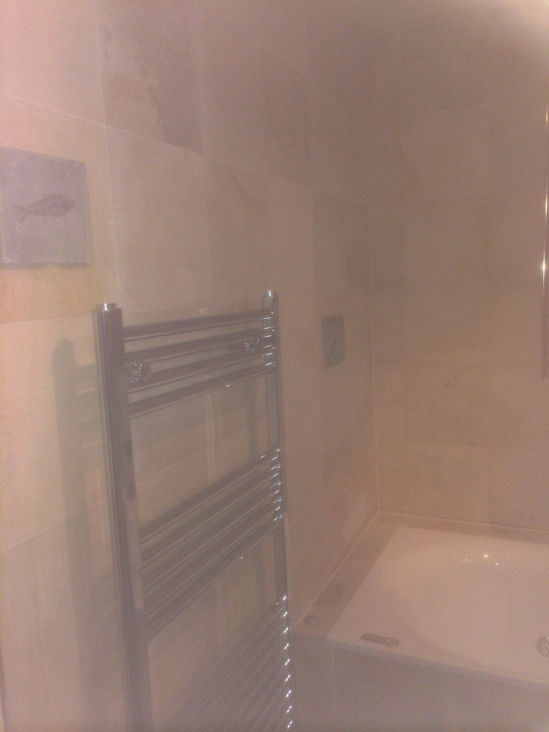 Limestone floor and wet rooms bathroom shower room for Wet room seal