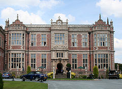 Crewe Hall Cheshire