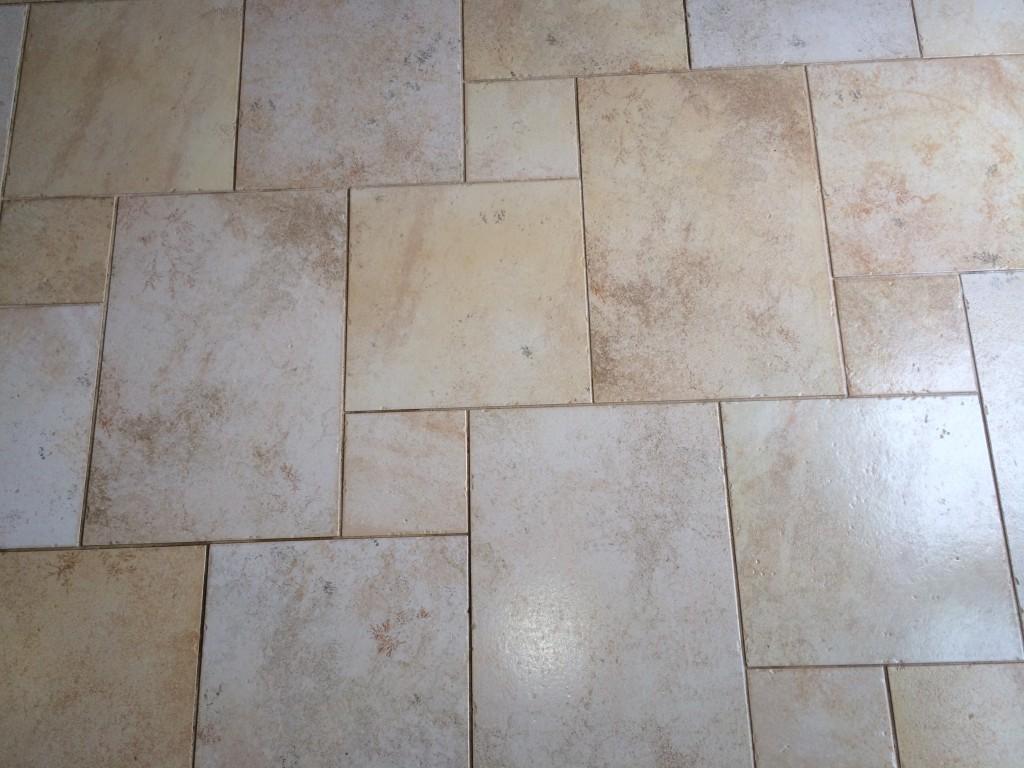 Ceramic Polishing Stones : Ceramic tile floor cleaning sealing polishing little