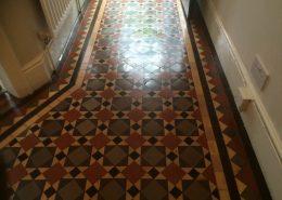 Minton Floor Cleaning