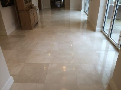 marble After Sealing