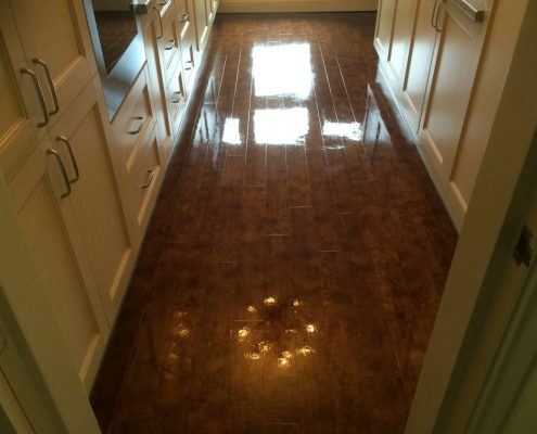 Amtico After cleaning