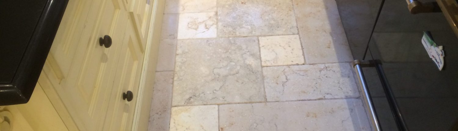 Travertine Floor Cleaning Services Birmingham Tile