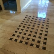 Marble Floor After Cleaning