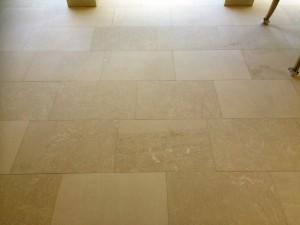 Limestone after