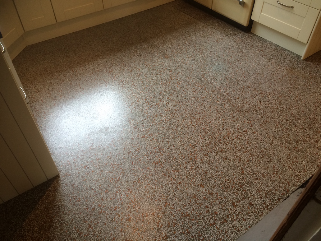 Terrazzo Floor Cleaning Repair Polishing Sealing