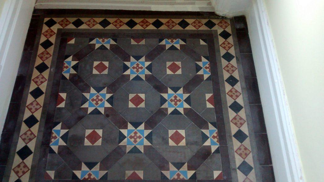 Minton Tile