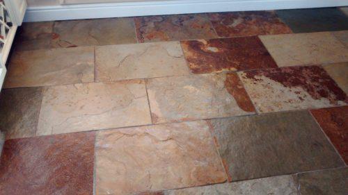 Slate After Restoration