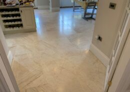 Ceramic Floor and Grout Cleaning and Sealing in Worcester, Worcestershire - after