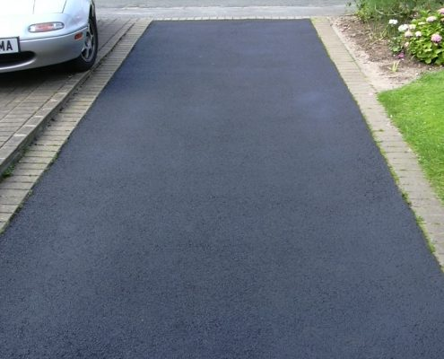 Tarmac Renovation in Holmes Chapel Cheshire - After