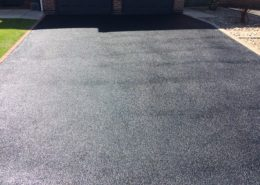 Tarmac renovation on driveway in Knutsford, Cheshire after