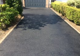 Tarmac renovation on driveway in Macclesfield, Cheshire after